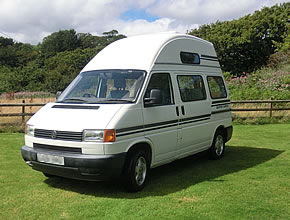 Caravan and touring pitches